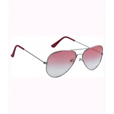 Deals, Discounts & Offers on Accessories - Amaze Pink Aviator Sunglasses