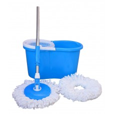 Deals, Discounts & Offers on Home Improvement - Easy Clean Blue Mop