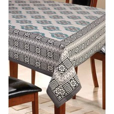 Deals, Discounts & Offers on Home Decor & Festive Needs - Urbano Homz 6 Seater Cotton Table Cover