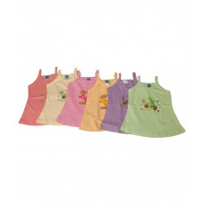 Deals, Discounts & Offers on Baby & Kids - Weecare Cotton Slips Set Of 6