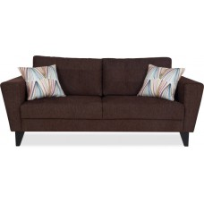 Deals, Discounts & Offers on Furniture - Urban Living Bristol Fabric 3 Seater Sofa