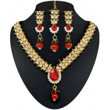 Deals, Discounts & Offers on Women - Ethnic Jewels Alloy Jewel Set