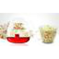 Deals, Discounts & Offers on Home & Kitchen - EZ Popcorn Maker Small Fast Easy Mini Poppers Kitchen Ware for Home