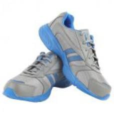 Deals, Discounts & Offers on Foot Wear - SPARX Grey-Blue Sports Shoe