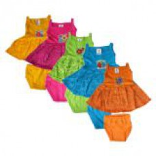 Deals, Discounts & Offers on Baby & Kids - Baby Frocks 0 M - 6 M Summer Edition Pack of 5