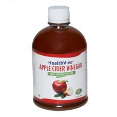 Deals, Discounts & Offers on Health & Personal Care - HealthViva Apple Cider Vinegar 500 ml