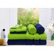 Deals, Discounts & Offers on Home Decor & Festive Needs - Story At Home 6 Pcs 100% Premium Towel