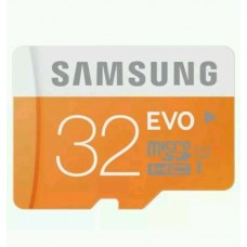 Deals, Discounts & Offers on Mobile Accessories - Samsung 32 GB EVO MicroSDHC Memory Card
