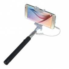 Deals, Discounts & Offers on Mobile Accessories - Flat 65% off on Fotonica Selfie Stick With Aux Cable