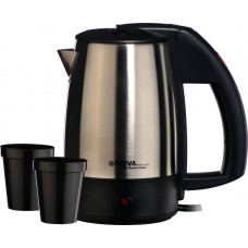 Deals, Discounts & Offers on Home Appliances - Flat 55% off on Nova NKT 2738 Electric Kettle