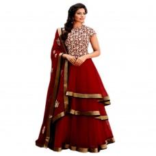Deals, Discounts & Offers on Women Clothing - Flat 71% off on Sancom Anarkali
