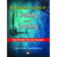 Deals, Discounts & Offers on Books & Media - Flat 12% off on Unrevealed Secrets of Hacking and Cracking PB 1st Edition