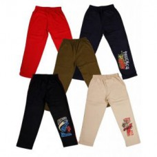 Deals, Discounts & Offers on Kid's Clothing - Flat 71% off on Kids Track Pant Set of 5