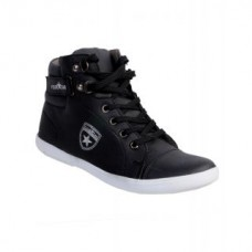 Deals, Discounts & Offers on Foot Wear - Shoeson Mens Black Color Sneakers