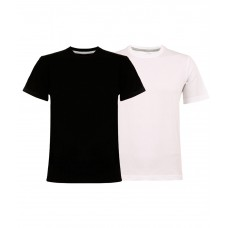 Deals, Discounts & Offers on Men Clothing - Clifton Fitness Tag Men's Pack of 2 R-Neck T-Shirt