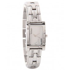 Deals, Discounts & Offers on Women - Titan Raga 9716SM01 Analog Women's Watch
