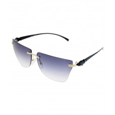 Deals, Discounts & Offers on Men - Flat 60% off on Vast Blue Oversized Sunglasses
