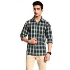 Deals, Discounts & Offers on Men Clothing - Flat 44% off on Swank Mens Casual Shirt