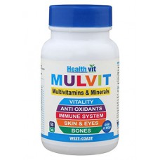Deals, Discounts & Offers on Health & Personal Care - HealthVit MULVIT A TO Z Multivitamins and Minerals 60 Tablets