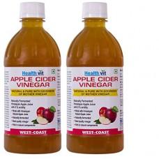 Deals, Discounts & Offers on Health & Personal Care - HealthVit Apple Cider Vinegar