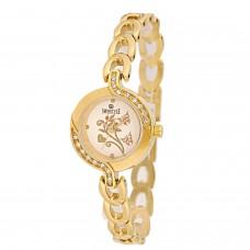 Deals, Discounts & Offers on Women - Swisstyle Analogue Gold Dial Women's Watch