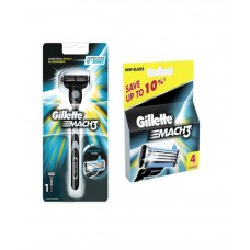 Deals, Discounts & Offers on Trimmers - Gillette Mach3 Razor