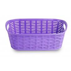 Deals, Discounts & Offers on Home & Kitchen - All Time Plastics Rattan Plastic Shelf Basket