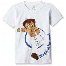 Deals, Discounts & Offers on Men Clothing - Chhota Bheem Boys' T-shirt