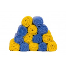 Deals, Discounts & Offers on Accessories - Skumars Love Touch Knitted Face Towel Set