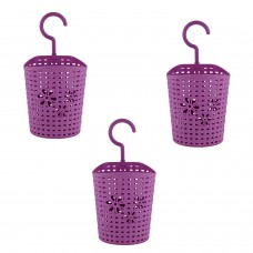 Deals, Discounts & Offers on Accessories - OutMad Purple Single Hook Hanging Kitchen