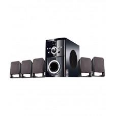 Deals, Discounts & Offers on Electronics - Flow Buzz 5.1 Speaker System