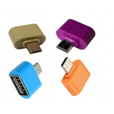 Deals, Discounts & Offers on Computers & Peripherals - OTG Adaptor for Smartphones & Tablets
