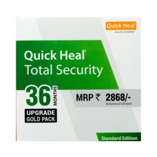 Deals, Discounts & Offers on Computers & Peripherals - Quick Heal Total Security