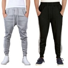 Deals, Discounts & Offers on Men Clothing - Pack of 2 Stylish Mens Sports Track Pant