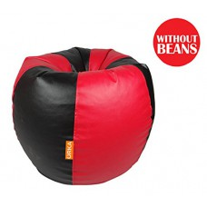 Deals, Discounts & Offers on Home Decor & Festive Needs - Flat 77% off on Orka XL Bean Bag Cover