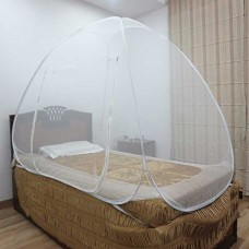 Deals, Discounts & Offers on Home Decor & Festive Needs - Healthgenie Mosquito Net Single Bed