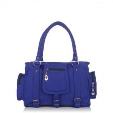 Deals, Discounts & Offers on Accessories - Flat 74% off on Chhavi PU Formal Plain Handbag