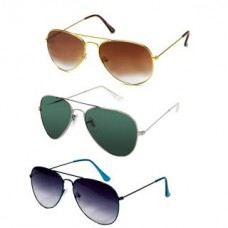 Deals, Discounts & Offers on Accessories - Flat 67% off on Eddys Sunglass Combo