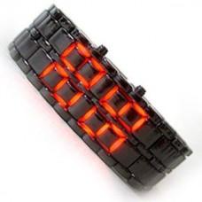 Deals, Discounts & Offers on Men - Flat 78% off on METAL LED Bracelet watch