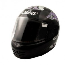 Deals, Discounts & Offers on Car & Bike Accessories - MP GLORIOUS FULL Face Helmet With ISI Mark