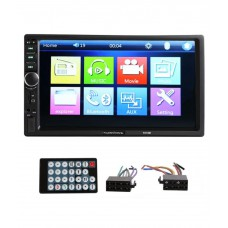 Deals, Discounts & Offers on Car & Bike Accessories - Speedwav Double Din Touchscreen Stereo- HD/ USB/MP5 Player/Bluetooth