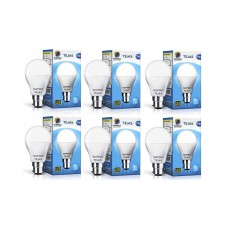 Deals, Discounts & Offers on Electronics - Flat 40% off on Wipro Tejas 7W  LED Bulb