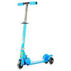 Deals, Discounts & Offers on Sports - Flat 64% off on Zeemon Blue Tricycle Scooter