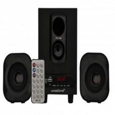 Deals, Discounts & Offers on Electronics - KRISONS 2.1 HOME THEATRE- USB, FM, Aux