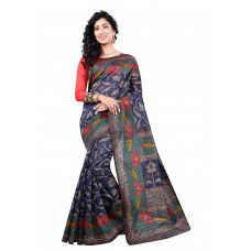 Deals, Discounts & Offers on Women Clothing - Glory Sarees Women's Art Silk Saree