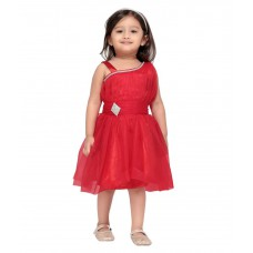 Deals, Discounts & Offers on Kid's Clothing - Flat 57% off on Aarika Girls Party Wear Frock
