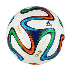 Deals, Discounts & Offers on Sports - Flat 76% off on Adidas Replica Brazuca Trainpro Football