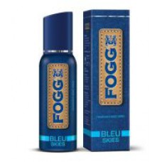 Deals, Discounts & Offers on Health & Personal Care - Fogg Bleu Skies Fragrance Body Spray- 120 ml