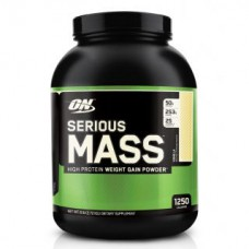 Deals, Discounts & Offers on Health & Personal Care - Optimum Nutrition Serious Mass - 12 Lbs