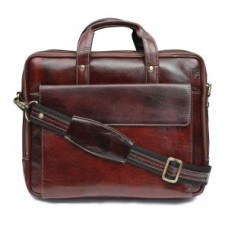 Deals, Discounts & Offers on Accessories - Wildhide Genuine Leather 14 Inch Laptop Bag